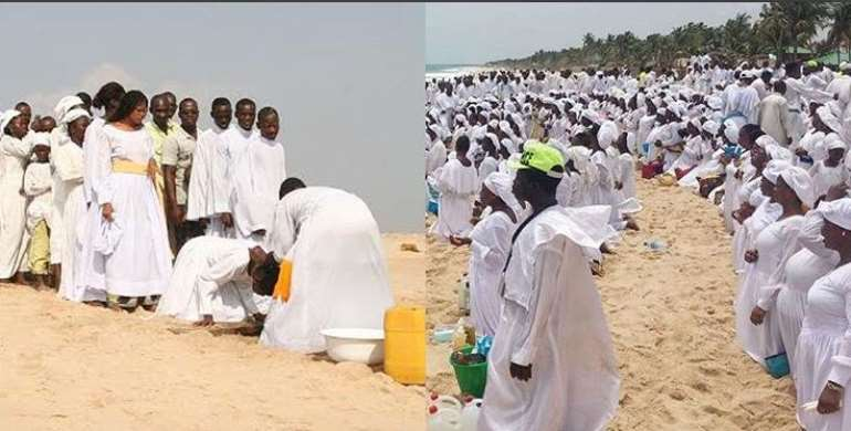Is there any correlation Between Religion with Beach..Kunle Aolayan