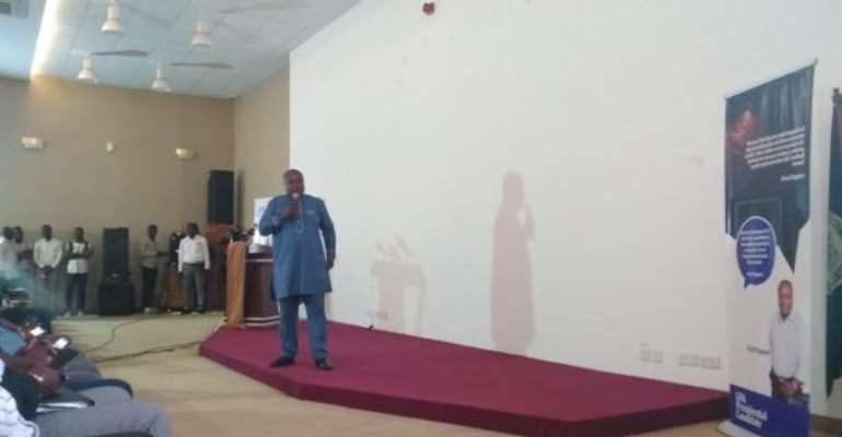 GFA Elections: Fred Pappoe Launches Manifesto For Ghana FA Presidency With '5Rs'