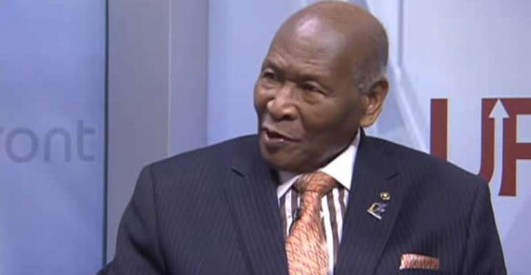 Sam Okudzeto is a member of the Council of State