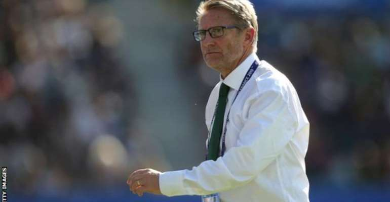 Nigeria's Women Coach Thomas Dennerby Resigns In A Huff