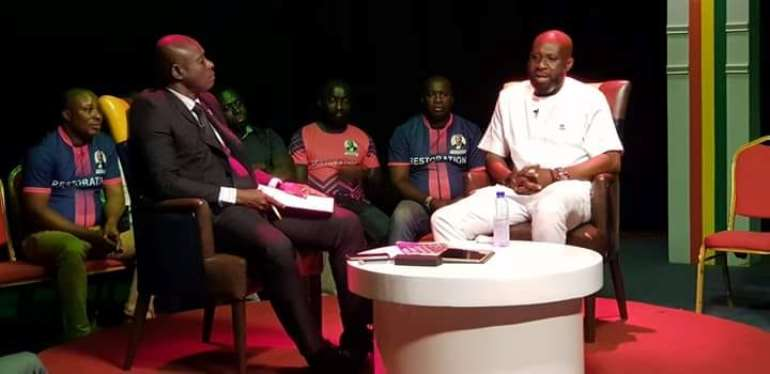 It Will Take Someone Within GFA To Reform Football & Regain Its Integrity Back - George Afriyie