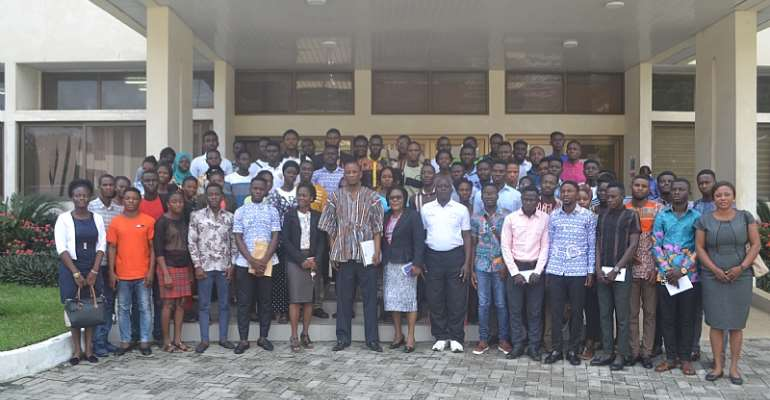 279 Students Benefit From UEW VCSF