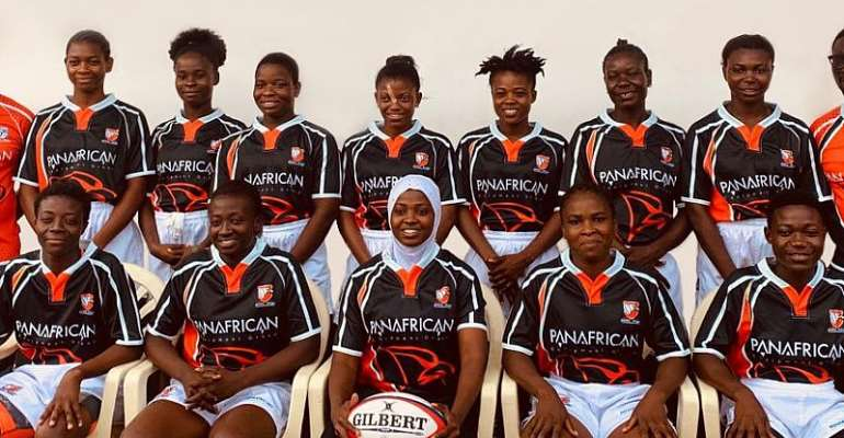 Ghana Rugby Women's Eagles Team Ready For Sevens Tournament In Tunisia