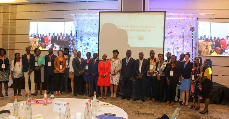 Winners of UNDP's Waste Recovery Innovation Challenge Unveiled
