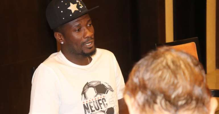 Asamoah Gyan Cautions Defenders In Indian Super League To Be Wary Of His Heroics
