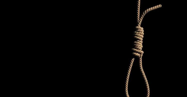 Man Commits Suicide At Gomoa Budumburam