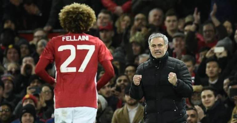 Man Utd Were Too Quick To Fire Mourinho - Fellaini