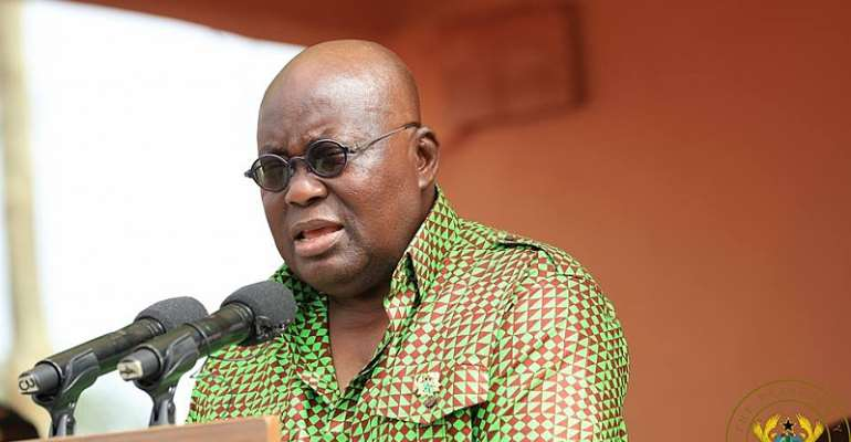 Stop Politicising Everything – Akufo-Addo warns