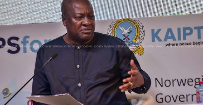 I bet Mahama's second stint at the presidency could be as dangerous as insidious coronavirus