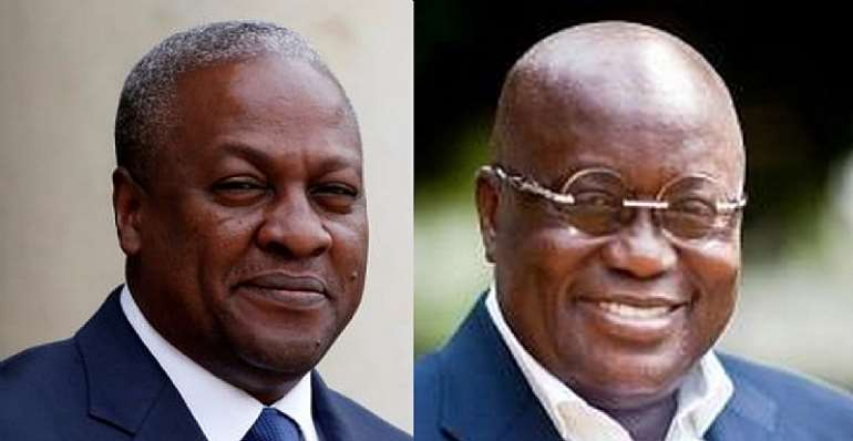 The Commissioner-General and the Sod Cutting- General: Which of the titles is relevant to the Ghanaian Voter in 2020?