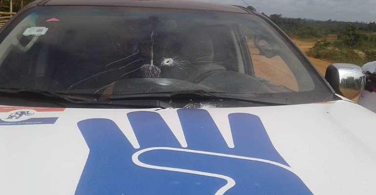 Slain MP: Driver Not Dead – Mfantseman NPP