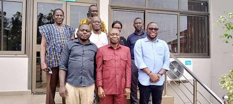 UENR, GJA collaborate to broaden journalists' horizon