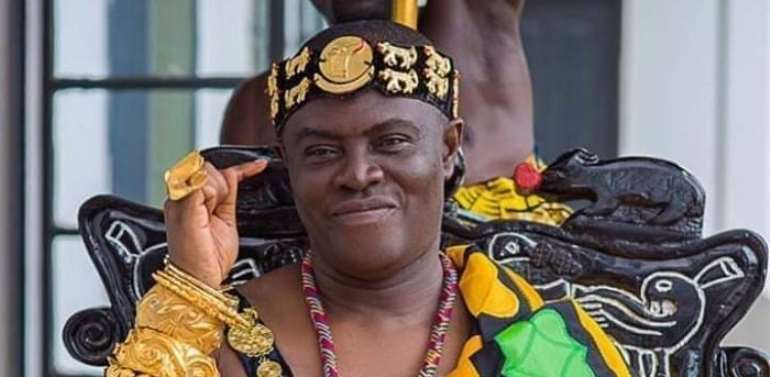 Tell the Whites we don't want their loans and visas anymore; we just won't accept LGBTQI here – says angry Dormaahene