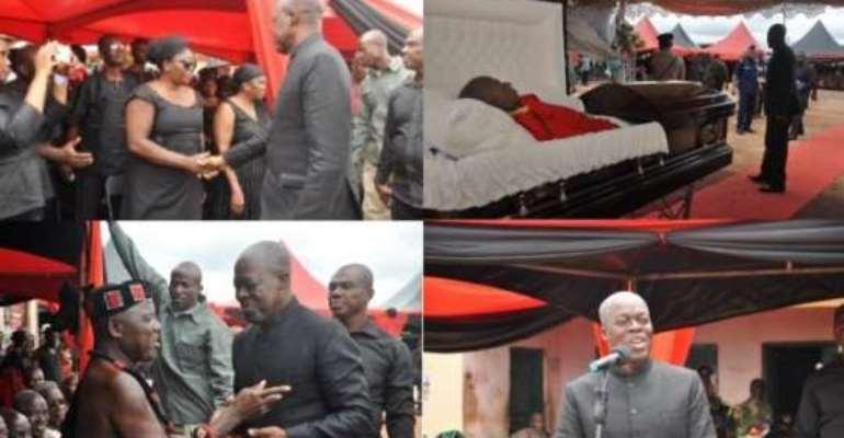 Veer mourns Lt Col E.K.T Donkoh
