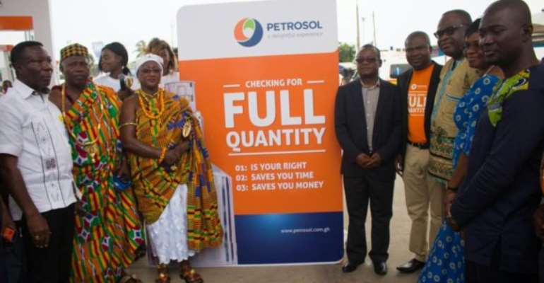 Petrosol Launches Campaign To Ensure Accuracy At The Pumps