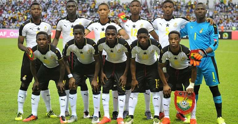 FIFA U17 WORL CUP 2017: Paa Kwesi Fabin Aiming To Clinch Ultimate
