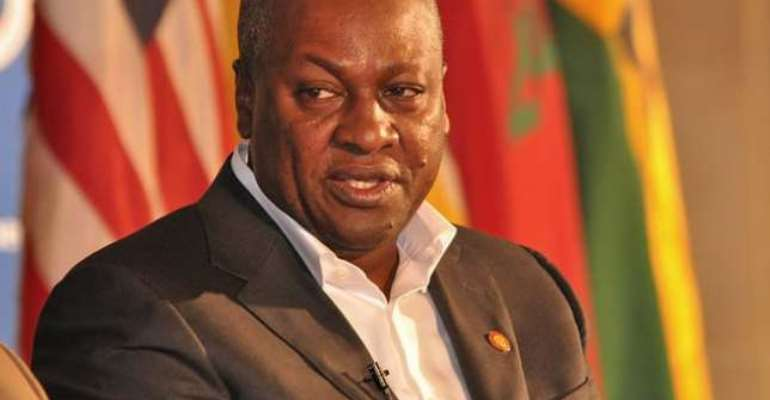 Remember How Mahama Presided Over the Cholera Epidemic in 2014?