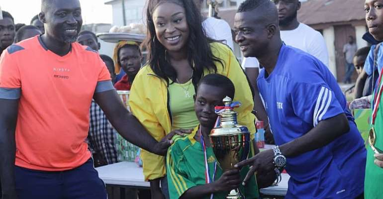 Old Gold F.C Wins 3rd Edition Of Mcdan Communities Champions League