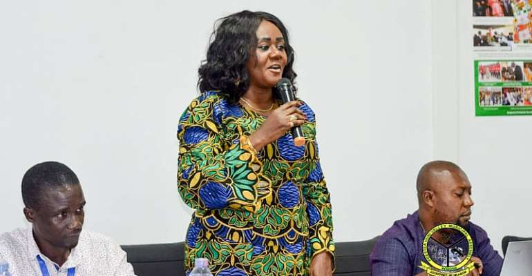Prestea Huni-Valley: MP, MCE Commend Assembly Members