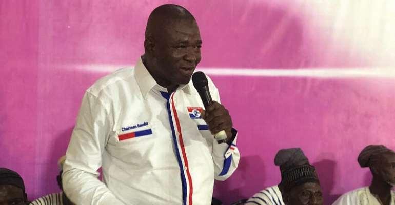 Regional Chairman of the NPP in the Northern Region, Mohammed Baantima Samba