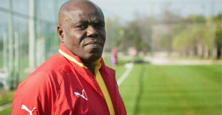 Wafu Accused Of Ghana Conflict Of Interest By Liberia coach