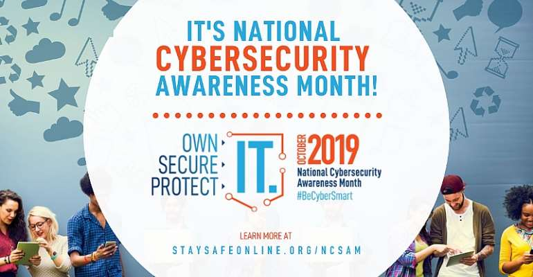 Child Online Africa Joins Far-Reaching Initiative to Promote the Awareness of Online Safety and Privacy for National Cybersecurity Awareness Month