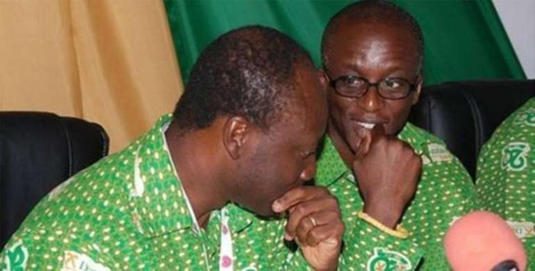 Ofori Atta, Gadzekpo deny allegation of planned acquisition of Capital bank