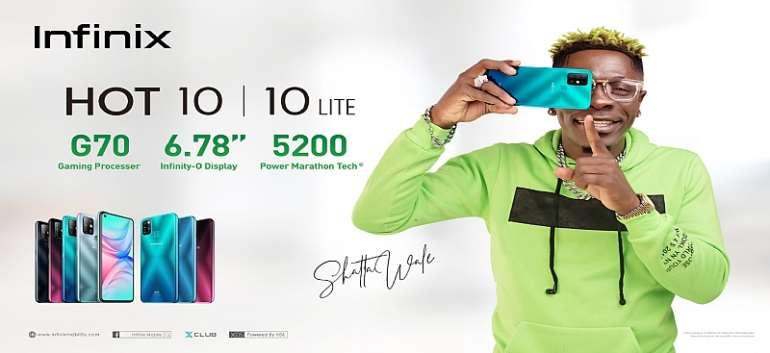 Infinix Unveils Hot 10 & Smart Tv