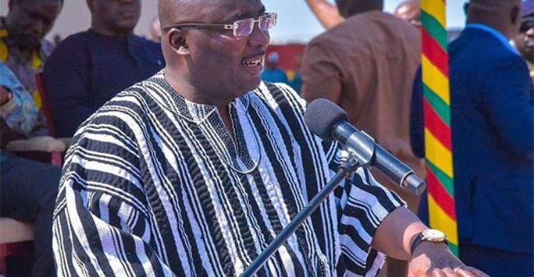 Vice-President Dr. Mahamudu Bawumia