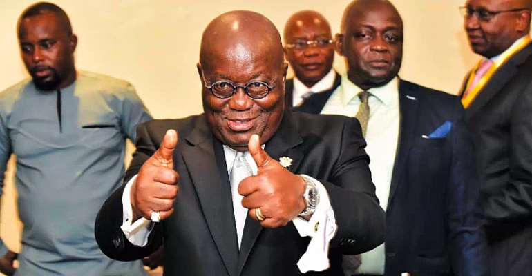 Akufo-Addo Deserves Another 4-Year Term