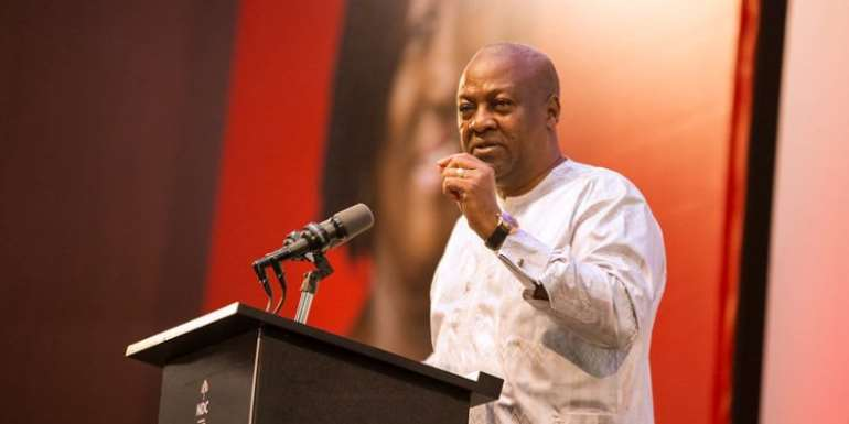 Gov't Not Dealing With Volta Secessionist Groups With Seriousness – Mahama