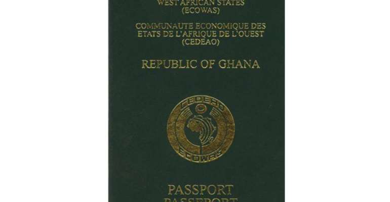 Technical Difficulties Hit Passport Portal