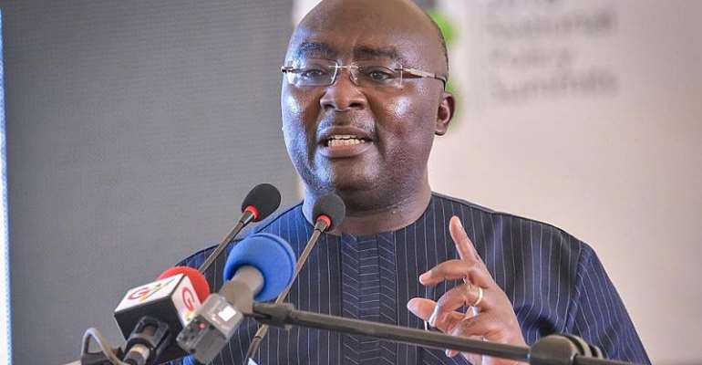 Only Schools Can Change Zongos Not Martuaries---Dr. Bawumia Fires Mahama At Ashaiman