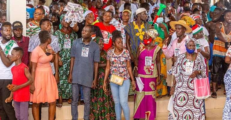 Jane Naana Tour: Okada Operators Want Licence Fee Reduction Under NDC