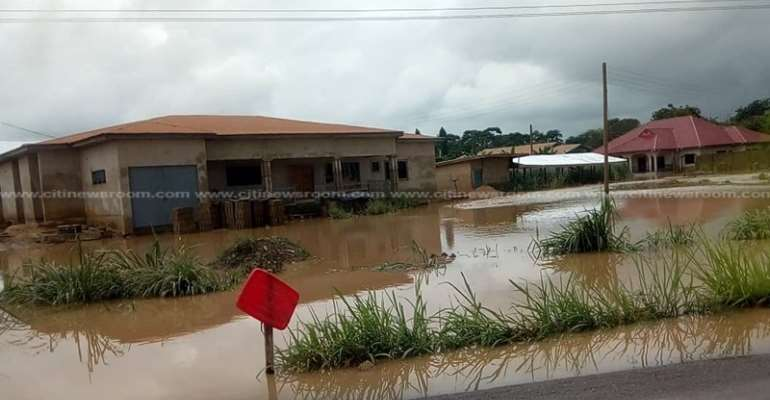 West Mamprusi: Heavy Rains Ravage Communities