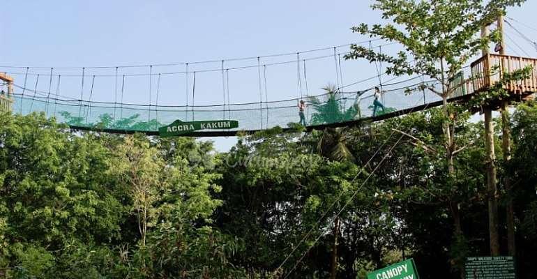 Another Quick Note To Ghana's Foremost Green Entrepreneur - Legon Botanical Gardens' Eugene Kofi Boakye-Yiadom