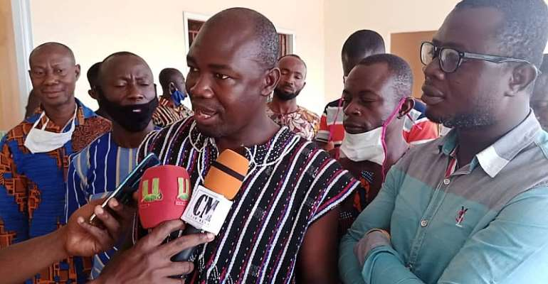 Mahama's Promise To Pay Assembly Members Doesn't Hold Water — Ahafo Assembly Members