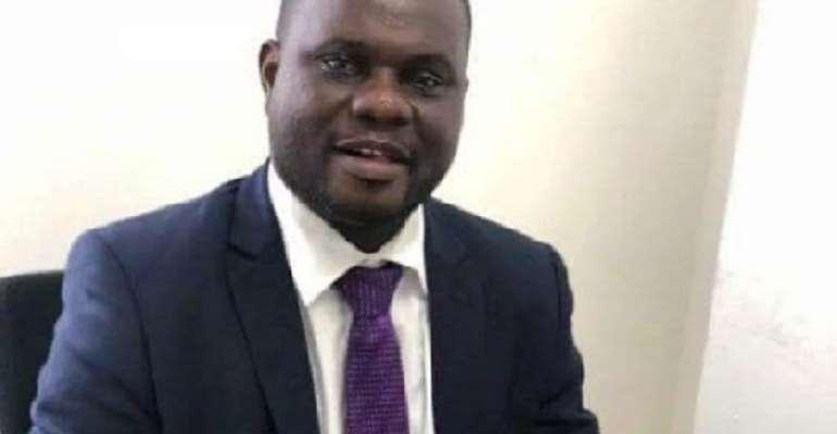 Asante Kotoko Communications Director Moses Antwi Benefo