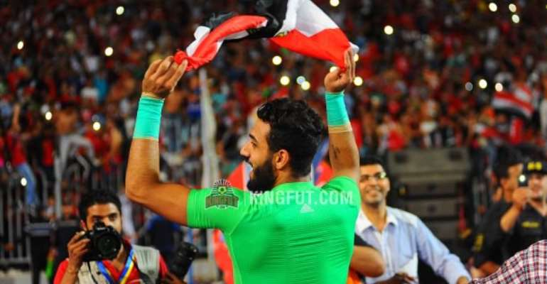 Ahmed El-Shennawy: I Deserve To Be Egypt's Starting Goalkeeper