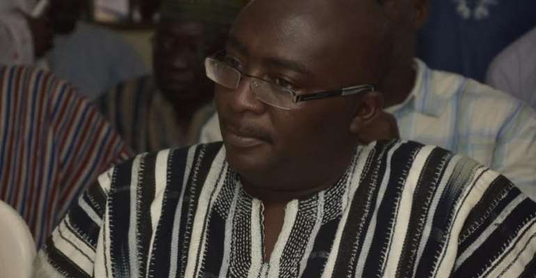 Bawumia Downplays 2020 Campaign Posters