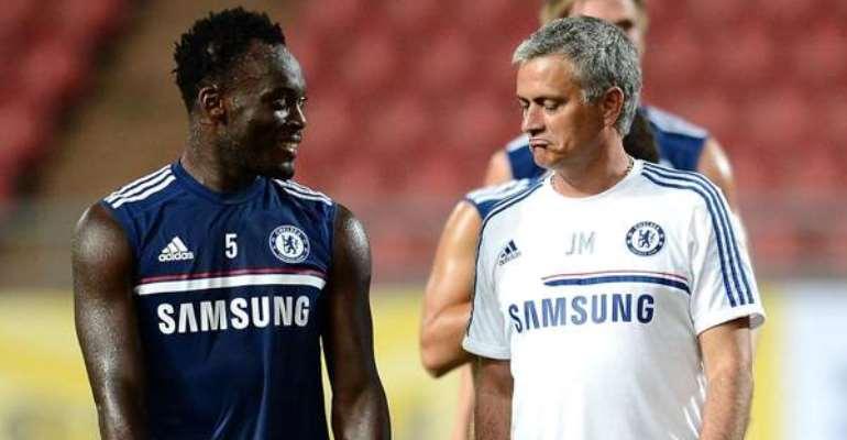 Ghana Stars Micheal Essien Talks As About Jose Mourinho's Leadership Style