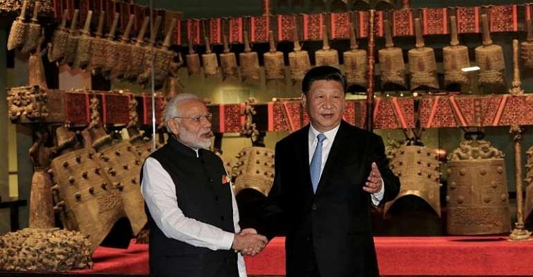 China Daily via REUTERS