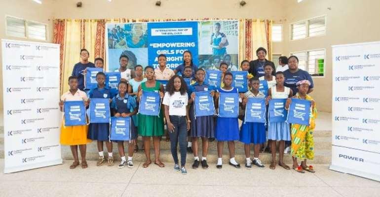 W/R: Karpowership Mark Int'l Day Of Girl Child With Community Schools