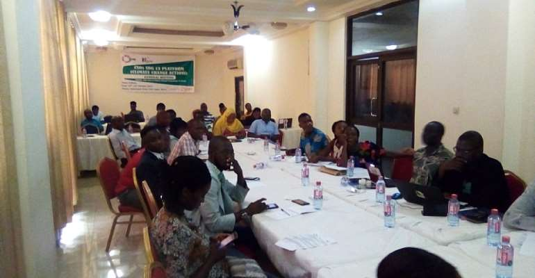 CSOs Deepen Efforts With Govt Towards Achieving Climate Change Objectives