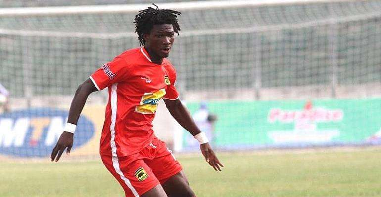 Sogne Yacouba Scores Hat-Trick As Kotoko Maul Bekwai Youth In Friendly