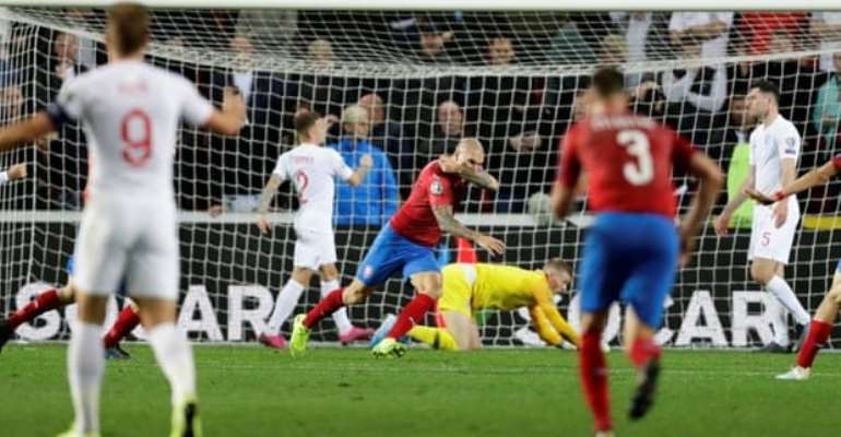Euro 2020: England Suffer First Qualifying Loss In 10 Years