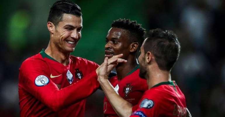 Euro 2020: Ronaldo Moves Onto 699 Career Goals In Portugal Win