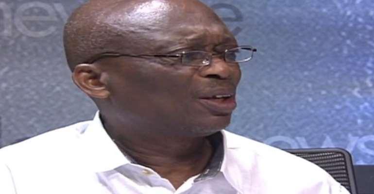 Abdul Malik Kweku Baako Jnr, Editor-in-Chief of the New Crusading Guide newspaper