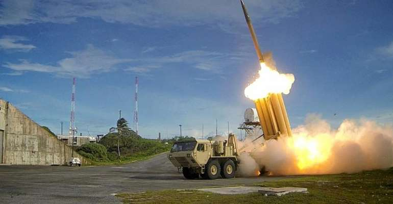 US department of defense/ Reuters
