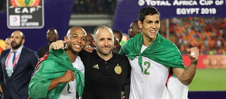 Belmadi: Algeria Must Fight To Reach The World Cup